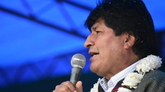 crisis politica bolivia evo morales