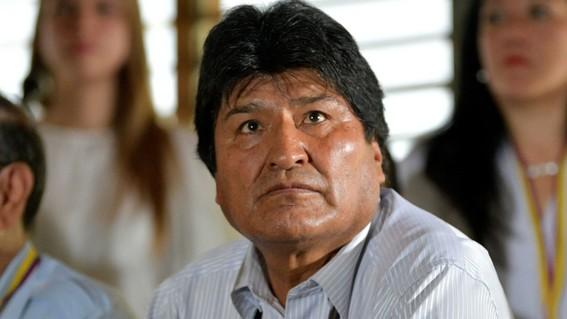 evo morales acepta el asilo politico ofrecido por mexico