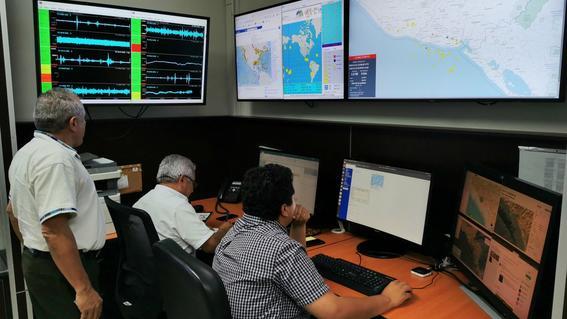 alerta de tsunami mexico el salvador nicaragua