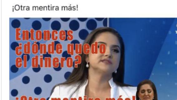 Alcaldesa de Hermosillo ofrece recompensa para dar con 'haters' en Facebook - CC News