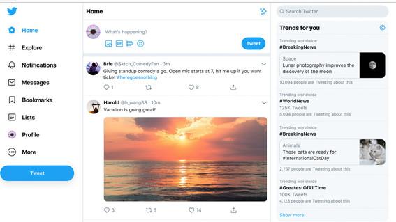 twitter avisara a los usuarios que no usan su cuenta desde hace tiempo y si no la reactivan podrian perderla