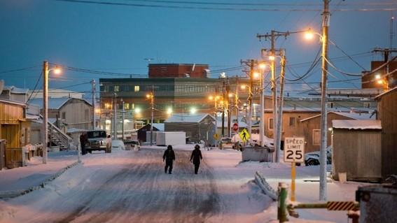 ciudad de alaska no vera el sol hasta 2019