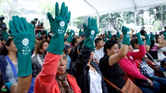 las empleadas domesticas que se han afiliado al seguro social forman parte del programa piloto implementado este ano