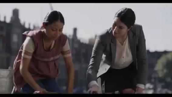 alfonso cuaron dona spot imss roma trabajadoras del hogar