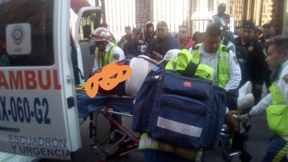 Cuatro muertos en balacera en inmediaciones de Palacio Nacional