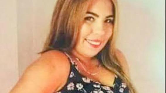 itzayana carolina brito estrada desaparecio el lunes 11 de noviembre al salir de su casa; el fin de semana sus familiares identificaron su cuerpo