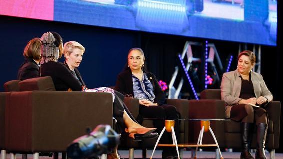 ciie 2019 tec de monterrey panel mujeres rectoras
