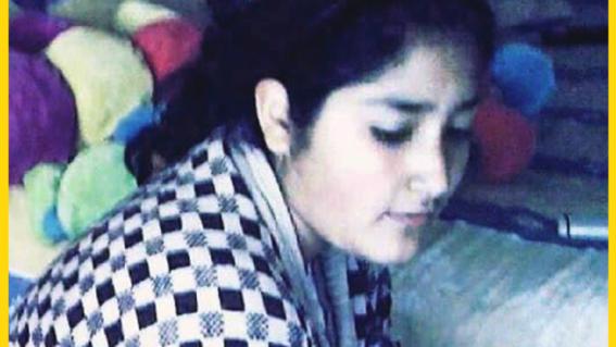 feminicidio de fatima quintana una nina que enterraron cerca de su casa