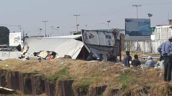 rapina camion lechegas ecatepec edomex