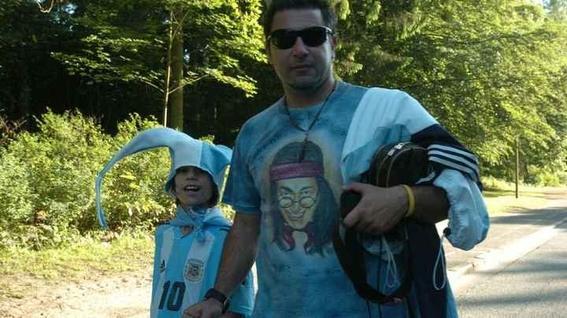 faryd el hijo de antonio mohamed fallecio tragicamente en un accidente automovilistico durante el mundial de alemania en 2006