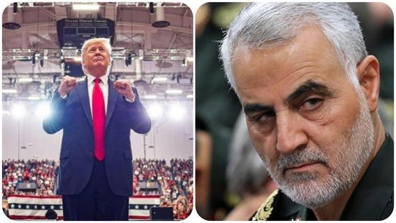 tercera guerra mundial iran protestas ataque donald trump qasem soleimani
