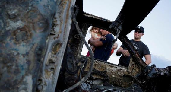 julian lebaron revelo que fueron alrededor de 40 los participantes en el ataque contra su familia en el que murieron seis mujeres y tres ninos
