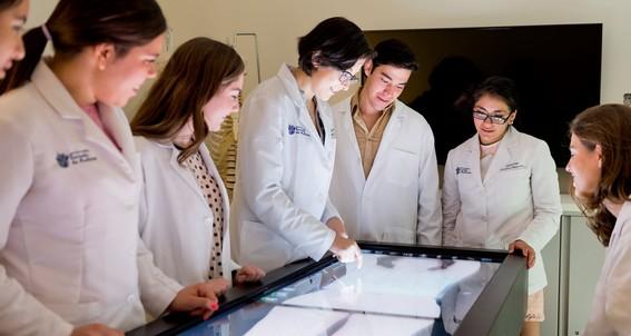 el presidente informo que el lunes se lanzara la convocatoria de la escuela de medicina y enfermeria que se va a establecer en la ciudad de mexi
