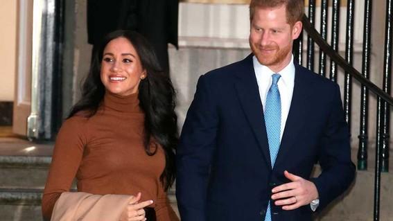 harry y meghan markle abandonan papel en la familia real britanica