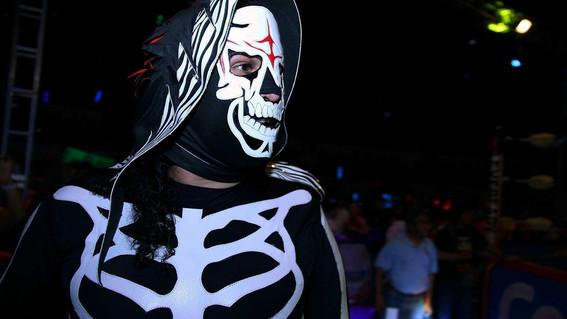Muere La Parka, la leyenda de la lucha libre mexicana