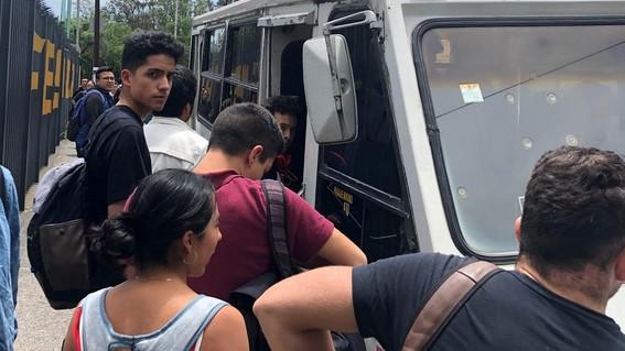 estudiantes no pagaran aumento de pasaje en transporte del edomex