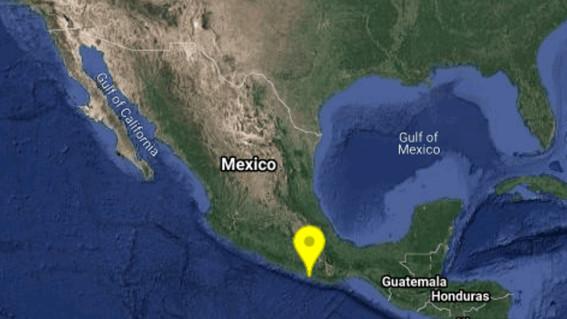 Sismo en Oaxaca despierta a poblanos