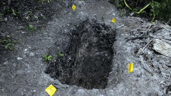 secta religiosa mata a mujer embarazada; la encuentran en una fosa