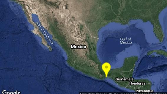 sismo jueves 16 enero 2020 ciudad ixtepec oaxaca