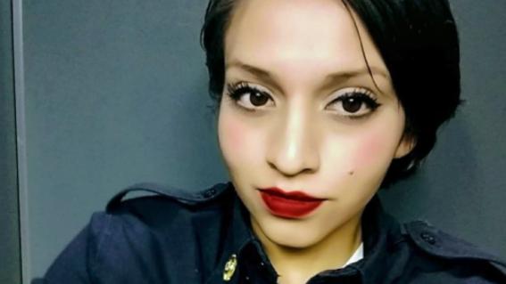 buscan a mujer policia desaparecida en neza ssc angela rosas chavez