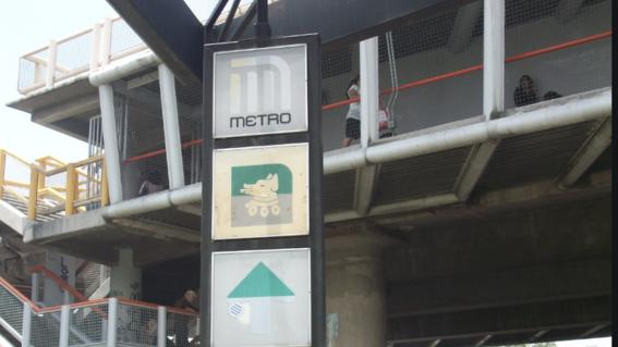 metrocdmxestacionnezahualcoyotl