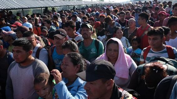 el albergue para migrantes permanecera sin poder recibir a mas migrantes hasta el mes de marzo debido a los brotes de varicela que se han present