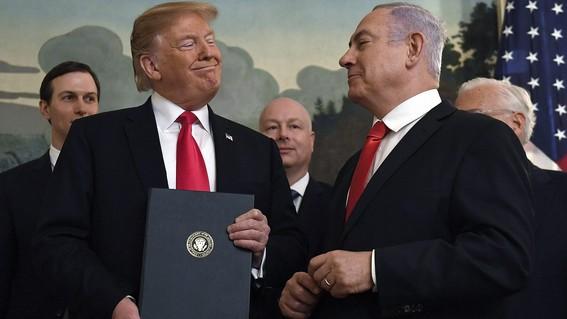 """el acuerdo del siglo contempla jerusalen como capital """"indivisible"""" de israel y un estado palestino"""