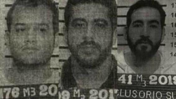 autoridades indicaron que hay entre 6 y 10 presuntamente vinculadas en la fuga de tres presos por delitos de alto impacto que permanecian en el r