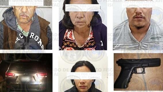 """la fiscalia de guanajuato confirmo la detencion de la pareja sentimental de jose antonio yepez ortiz alias """"el marro"""" lider del cartel de santa"""