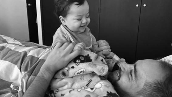 muere lucas el bebe de sopitas y lo despide con un mensaje