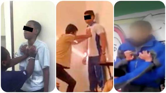 el juego de la asfixia peligrosa practica entre jovenes
