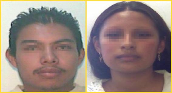 fueron detenidos los presuntos responsables del feminicidio de fatima