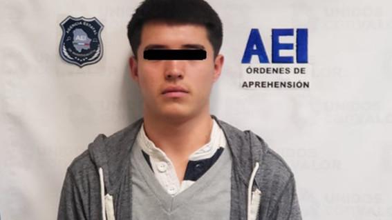detienen al presunto asesino del atleta olimpico martin loera