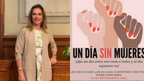 beatriz gutierrez muller paro nacional dia sin mujeres