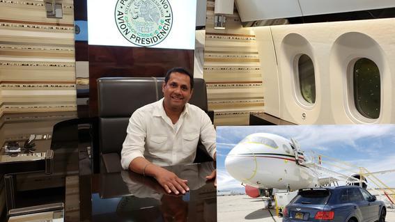 compra del avion presidencial mark cuban