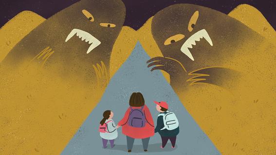 """12 artistas ilustran testimonios de mujeres que sobreviven a la violencia en """"mujeres sin fronteras nuestras luchas contadas por ilustradoras la"""