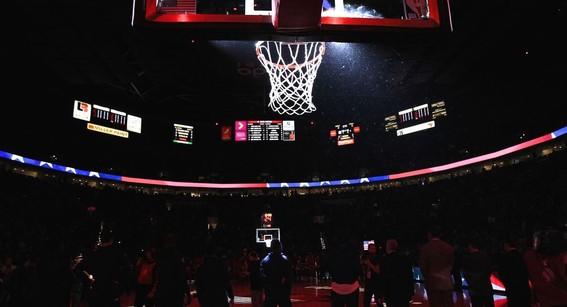 Gobert dio positivo de coronavirus y la NBA suspendió la temporada