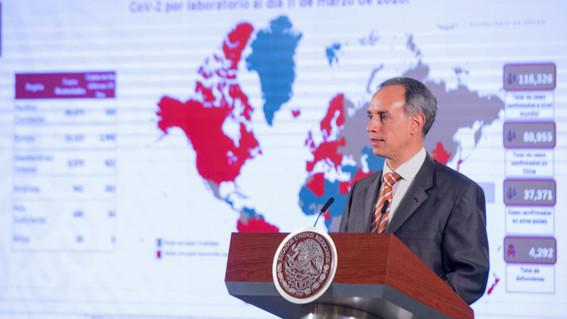 presidente llama a mantener calma frente al coronavirus