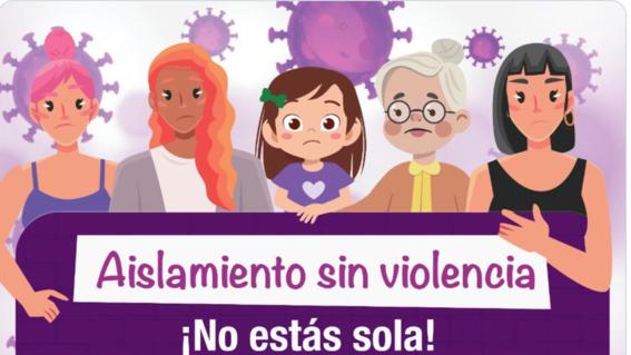 ofrecen apoyo a victimas de violencia de genero durante aislamiento covid19