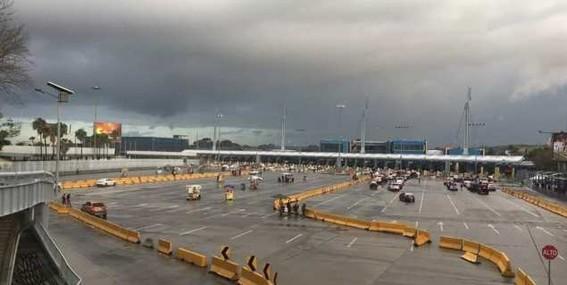 cierre de la frontera mexico estados unidos