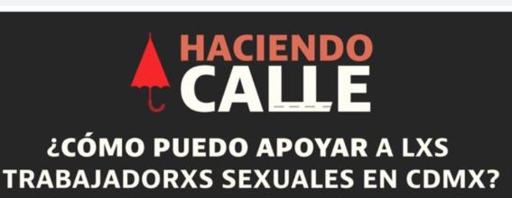 trabajadoras sexuales coronavirus covid19