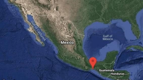el sismo tuvo su epicentro en mapastecpec chiapas