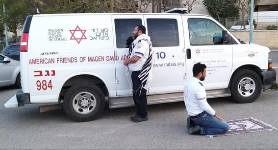 coronavirus covid19 musulman judio israel