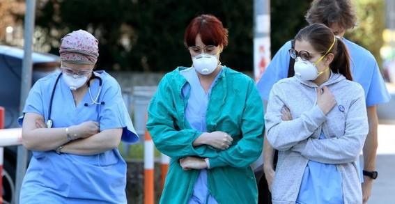 seis enfermeras fueron agredidas fisicamente por personas que piensan que pueden contagiarlos con covid19