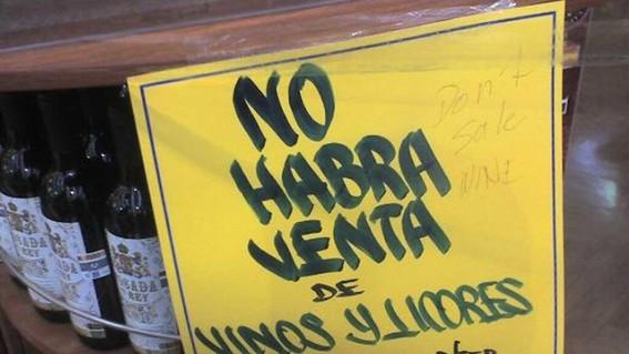 ley seca coronavirus mexico