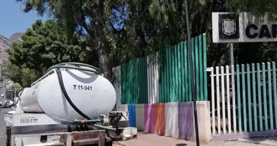 para garantizar el abasto de agua durante la cuarentena por el coronavirus el alcalde de gustavo a madero implemento un sistema de distribucion