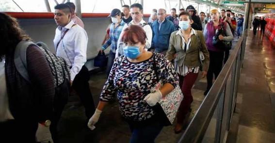 entre el 13 de marzo y el 6 de abril en plena contingencia por la pandemia del coronavirus en mexico se han perdido 346 mil 878 empleos