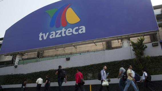 ¿que es el apercibimiento publico que gobierno aplico a tv azteca