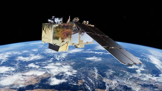 los satelites son un nuevo metodo para detectar parches de macroplasticos flotantes en entornos marinos