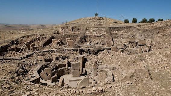 miles de anos antes de la invencion de la escritura o la rueda en el neolitico los constructores de göbekli tepe comprendian los principios geo
